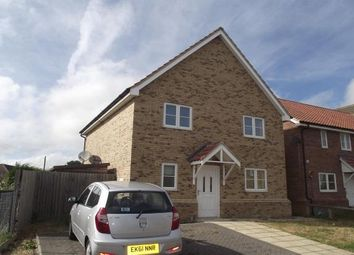 Thumbnail 4 bedroom property to rent in Heathlands, Beck Row, Bury St. Edmunds