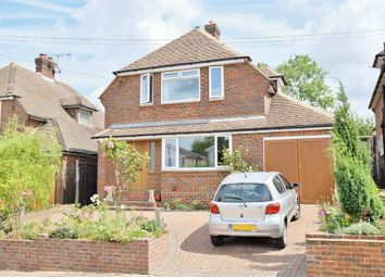 Thumbnail 3 bed detached house for sale in Crown Road, Chelsfield, Orpington