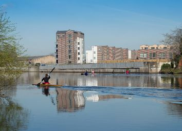 Thumbnail 3 bed flat for sale in Portside Street, Trent Basin, Nottingham
