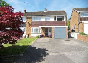Thumbnail 4 bed semi-detached house for sale in Trewenna Drive, Potters Bar