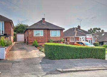 Thumbnail 2 bed detached bungalow for sale in Belper Avenue, Carlton, Nottingham