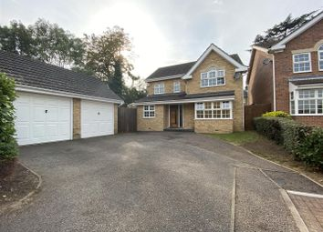 Thumbnail 4 bed detached house for sale in Tilekiln Close, Cheshunt, Waltham Cross