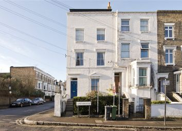 Thumbnail 1 bed flat for sale in Lambourn Road, London