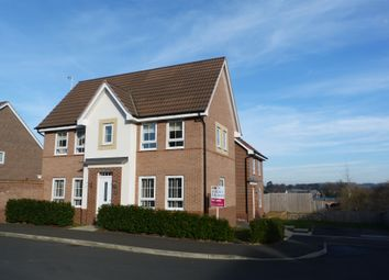 Thumbnail 3 bedroom detached house for sale in Bridon Close, Retford