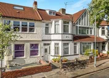 Thumbnail 3 bedroom terraced house for sale in Victoria Avenue, Victoria Park, Cardiff
