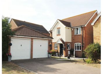 Thumbnail 4 bed detached house for sale in Mackintosh Close, Rochester