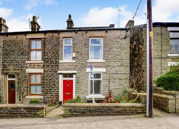 Thumbnail 3 bed terraced house for sale in Cottage Lane, Glossop