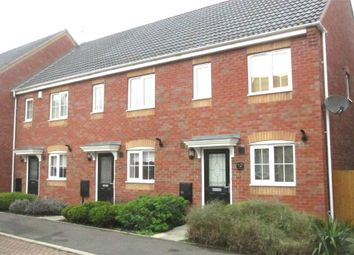 Thumbnail 2 bed terraced house to rent in Forsythia Close, Bedworth, Warwickshire