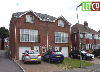 Thumbnail 4 bed semi-detached house to rent in New Road, Netley Abbey, Southampton
