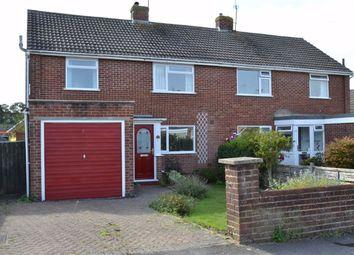 Thumbnail 3 bed semi-detached house for sale in Rupert Road, Newbury, Berkshire