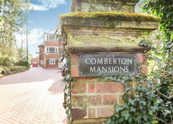 Thumbnail 1 bed flat for sale in Comberton Road, Kidderminster