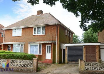 Thumbnail 2 bedroom semi-detached house for sale in Long Road, Kinson