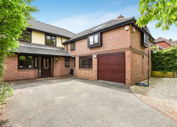Thumbnail 5 bed detached house for sale in Westwates Close, Warfield, Berkshire