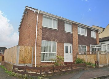 Thumbnail 2 bed semi-detached house to rent in Tutnalls Street, Lydney, Gloucestershire