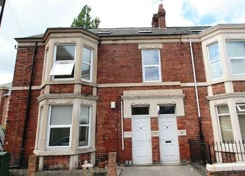 Thumbnail 3 bed flat to rent in Deuchar Street, Jesmond, Newcastle Upon Tyne