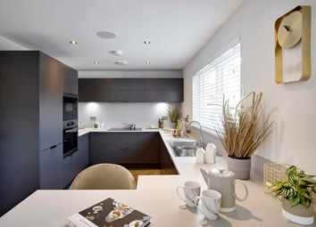 "Thumbnail 4 bed detached house for sale in ""Everett"" at Beech Path, East Calder, Livingston"