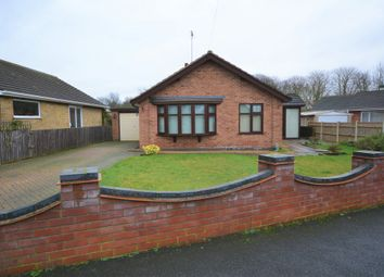 Thumbnail 2 bed detached bungalow to rent in Skamacre Crescent, Lowestoft, Suffolk