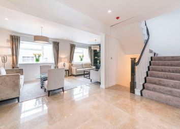 Thumbnail 5 bedroom town house for sale in Clarendon Place, London