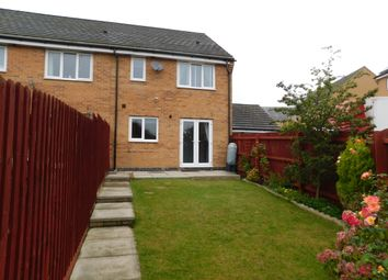 Thumbnail 3 bed terraced house to rent in Whitebeam Close, Hampton Hargate