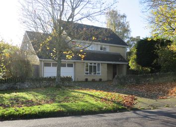 Thumbnail 4 bed detached house for sale in The Beeches, Church Hanborough, Witney