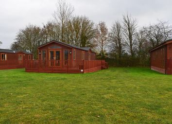 Thumbnail 2 bed lodge for sale in Dereham Road, Yaxham, Dereham