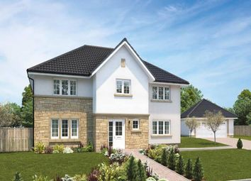"Thumbnail 4 bed detached house for sale in ""The Elliot"" at Viewbank Avenue, Bonnyrigg"