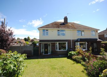 Thumbnail 3 bed semi-detached house for sale in The Westlands, Wellington Road, Muxton