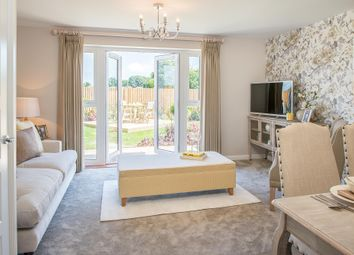 "Thumbnail 3 bed semi-detached house for sale in ""Barton"" at Kentidge Way, Waterlooville"