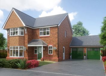 Thumbnail 4 bedroom detached house for sale in The Melton, Rectory Lane, Standish, Wigan, Lancashire