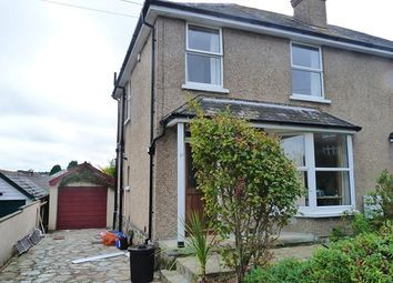 Thumbnail 4 bedroom semi-detached house to rent in Park Rise, Falmouth, Cornwall