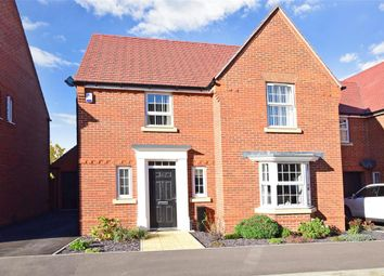Thumbnail 4 bed detached house for sale in Bridger Close, Felpham, Bognor Regis, West Sussex