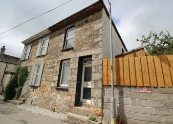 Thumbnail 2 bed terraced house for sale in King Street, Redruth