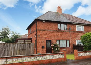 Thumbnail 2 bed semi-detached house for sale in Parkwood Gardens, Calverley, Pudsey
