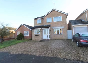 Thumbnail 3 bed detached house for sale in Parkfield Road, Long Buckby, Northampton