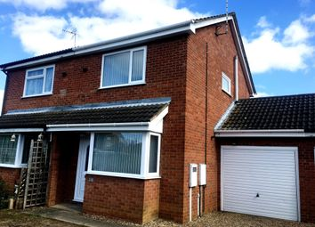 Thumbnail 2 bedroom property to rent in Lancelot Way, Spalding