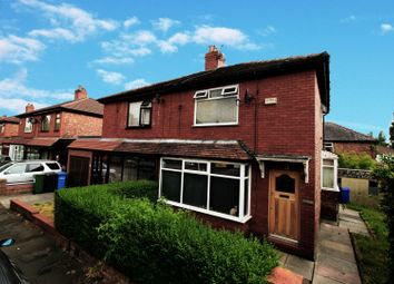 Thumbnail 2 bed semi-detached house for sale in Wilshaw Grove, Ashton-Under-Lyne, Lancashire