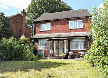Thumbnail 4 bed detached house for sale in Millfield, Shardlow