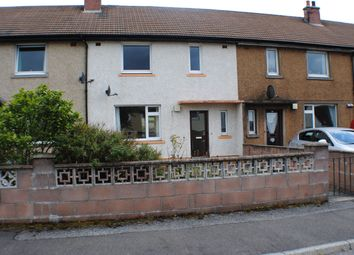 Thumbnail 3 bed terraced house for sale in Townhead Crescent, St John's Town Of Dalry