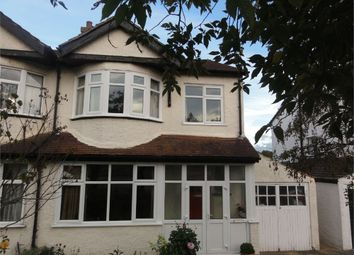Thumbnail 3 bed semi-detached house to rent in Harrow Road, Carshalton, Surrey