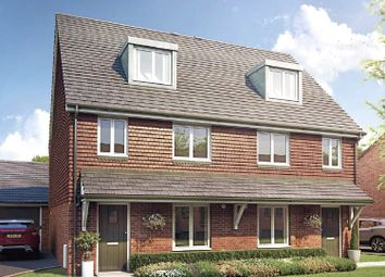 Thumbnail 3 bedroom semi-detached house for sale in Beldam Bridge Gardens, West End, Woking, Surrey