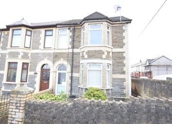 Thumbnail 3 bed semi-detached house for sale in Woodbine Road, Blackwood