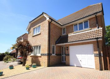 Thumbnail 4 bed detached house for sale in Swaffield Gardens, Weymouth