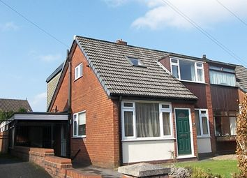 Thumbnail 3 bed semi-detached house to rent in Elsie Street, Farnworth