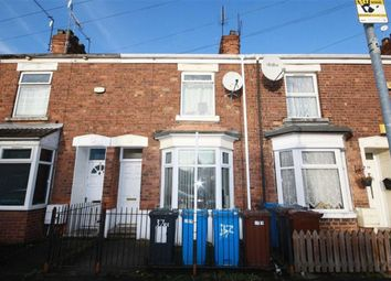 Thumbnail 2 bed terraced house to rent in Exchange Street, Hull