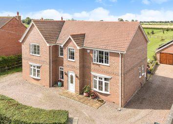 Thumbnail 4 bed detached house for sale in West Willows, Halton Fenside, Halton Holegate