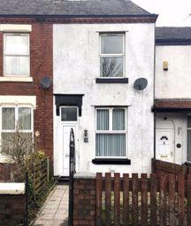 Thumbnail 2 bed terraced house for sale in Market Street, Droylsden, Manchester