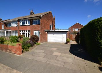 Thumbnail 3 bed semi-detached house for sale in High Ridge, Hazlerigg, Newcastle Upon Tyne