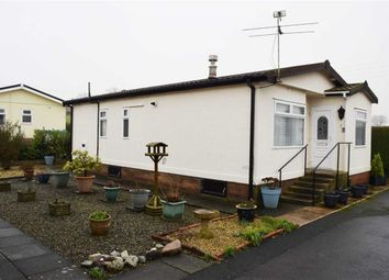 Thumbnail 3 bed mobile/park home for sale in Havenlyn Residential Park, Lancaster New Road, Cabus, Preston