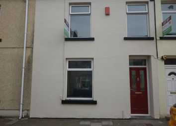 Thumbnail 3 bed terraced house to rent in Taff Street, Treherbert