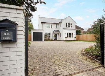 Thumbnail 5 bed detached house for sale in Middle Hill, Englefield Green, Egham